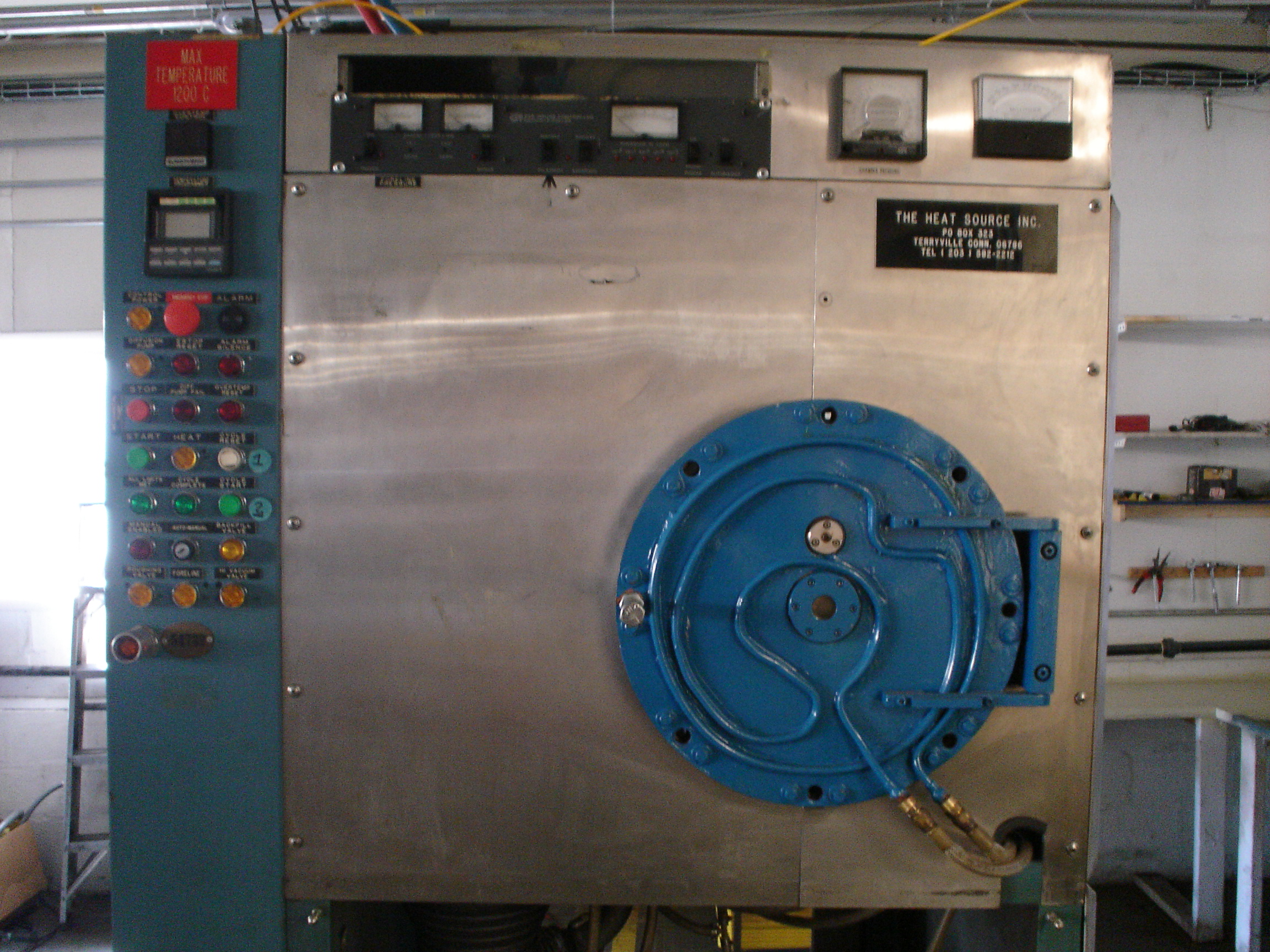 1200C High Vacuum Furnace